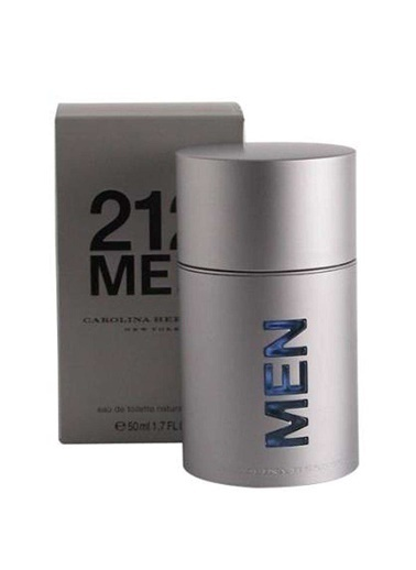 Carolina Herrera Carolina Herrera 212 Men Edt 50 Gr Erkek Parfüm Renksiz